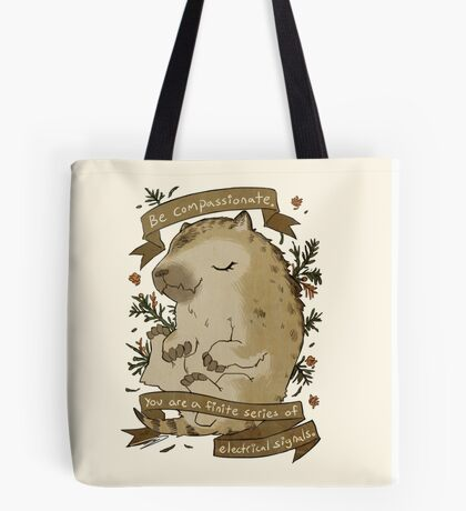 Be Compassionate Tote Bag