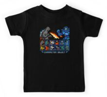 KAIJU FIGHTER Kids Tee