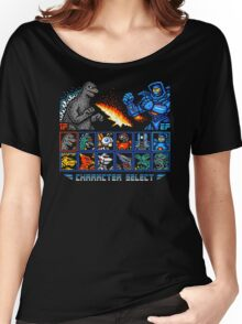 KAIJU FIGHTER Women's Relaxed Fit T-Shirt