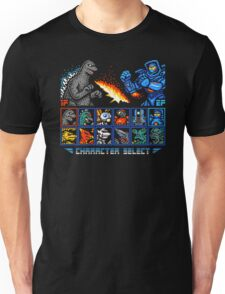 KAIJU FIGHTER Unisex T-Shirt