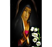 ?????MY VERSION OF THE VIRGIN MARY IPHONE CASE????? by ✿✿ Bonita ✿✿ ђєℓℓσ