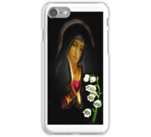 ✿♥‿♥✿MY VERSION OF THE VIRGIN MARY IPHONE CASE✿♥‿♥✿ iPhone Case/Skin