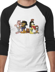 Catisfaction Men's Baseball ¾ T-Shirt