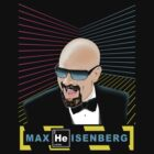 Walter White / Max Headroom Mashup by Magmata