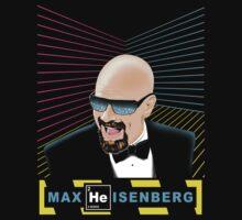 Heisenberg / Max Headroom Mashup by Magmata