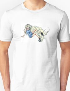 Bewildered beauty T-Shirt