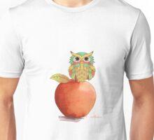Apple of my Owl Unisex T-Shirt
