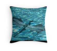 The Power of imagination Throw Pillow