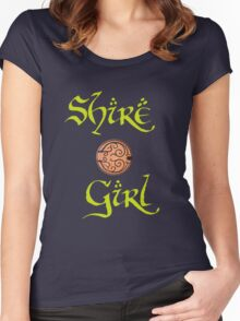 Shire Girl Women's Fitted Scoop T-Shirt