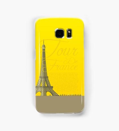 Tour De France Eiffel Tower Samsung Galaxy Case/Skin