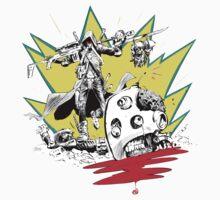 zomb hunter by salimajaah
