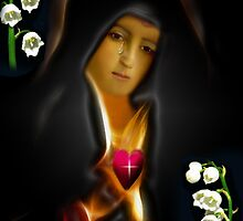✿♥‿♥✿MY VERSION ..TEARS OF THE VIRGIN MARY..PICTURE/CARD✿♥‿♥✿ by ╰⊰✿ℒᵒᶹᵉ Bonita✿⊱╮ Lalonde✿⊱╮