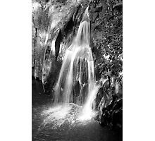Waterfall #2 Photographic Print