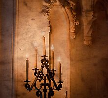 candles at QR by terezadelpilar~ art & architecture