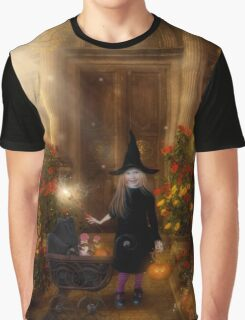 Trick Or Treat Graphic T-Shirt
