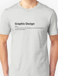 Graphic Design T-Shirt