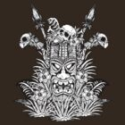 Tropical Horror Print 2 by ZugArt