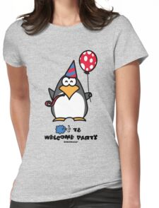 Typhoon T8 Welcome Party - Hong Kong Womens Fitted T-Shirt