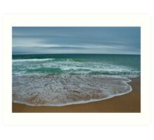 Rhode Island Sea Scape  Art Print
