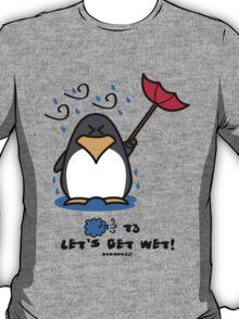Typhoon T3 Let's get wet - Hong Kong T-Shirt