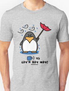 Typhoon T3 Let's get wet - Hong Kong Unisex T-Shirt