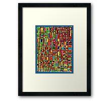Functional Community Framed Print