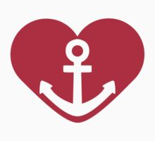 Anchor Heart by Style-O-Mat