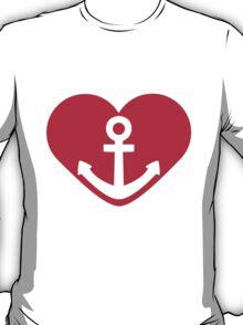 Anchor Heart T-Shirt