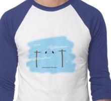 Attempted Murder Men's Baseball ¾ T-Shirt
