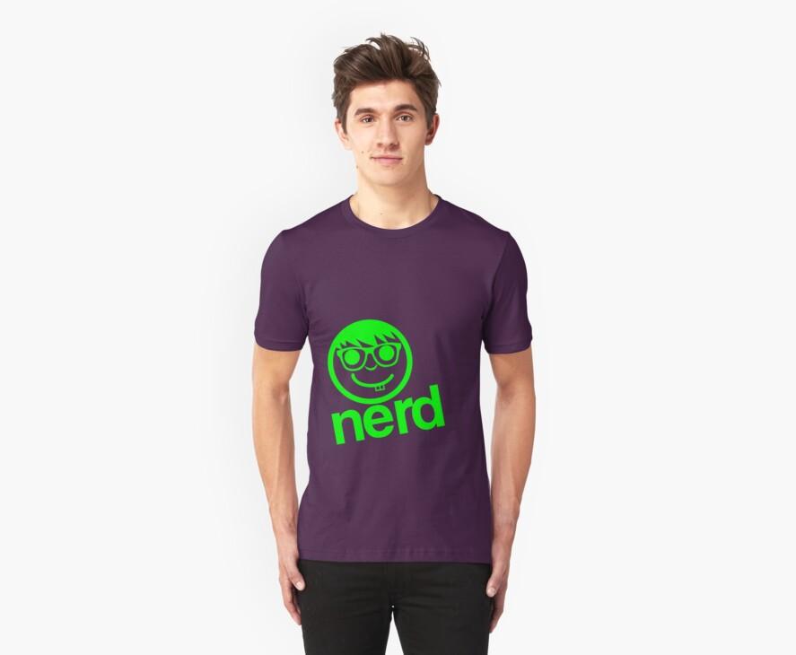 nerd clothing by gorillamask