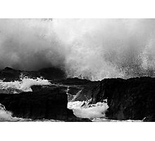 Waves At Snapper Rocks Photographic Print