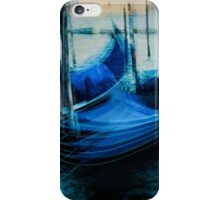 Impressions of gondolas iPhone Case/Skin