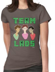 Team Lads Womens Fitted T-Shirt