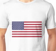 US Flag Unisex T-Shirt