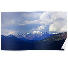 Mountain Beauty Poster