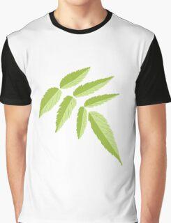 Rubus Rosifolius - Native Australian Raspberry Graphic T-Shirt