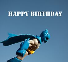 batman birthday by NicoleCurtis