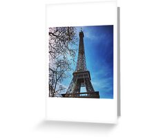 Paris When It Sizzles Greeting Card