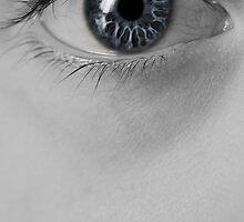 blue eye by NicoleCurtis