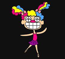 Kreepy Klown: Ballet Dancer Women's Fitted Scoop T-Shirt