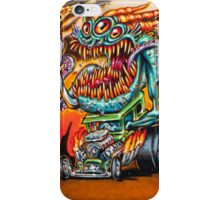 Deep One Hot Rod iPhone Case/Skin