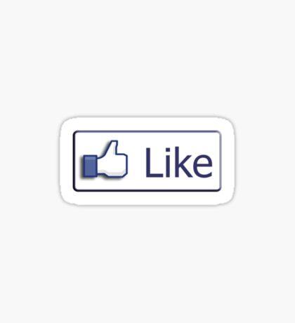Like Button Sticker