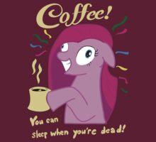 Coffee! Pinkie Pie T-Shirt