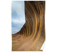 Wave Rock Poster