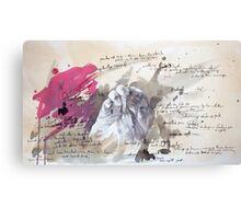 A Study in Pink - Sherlock Metal Print