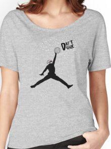 Daft Dunk Women's Relaxed Fit T-Shirt