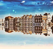 Seaside Reflection by Sophie Lasson