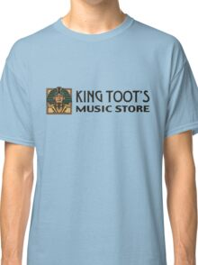 King Toot's Music Store Classic T-Shirt