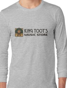 King Toot's Music Store Long Sleeve T-Shirt