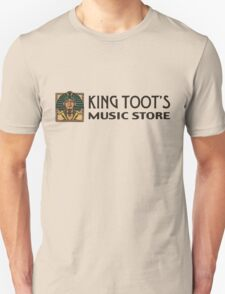 King Toot's Music Store T-Shirt